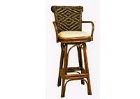 Барный стул плетеный Sgabello