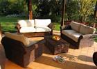 Плетеная мебель El Moro