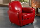 Кожаное кресло Seattle