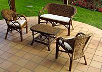 Плетеная мебель Tropical