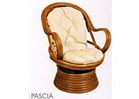 Кресло-качалка Pascia