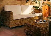 Плетеная мебель Lobby