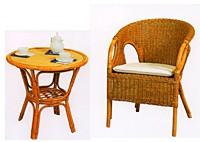 Кресло и столик Pozzetto