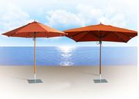 Зонты солнцезащитные Sunrise 3 х 3