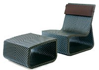 Комплект: стул SUMM CHAIR + пуфик
