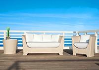 Диван и кресло AGORA со столиком
