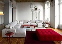 Итальянская мягкая мебель от фабрики SWAN
